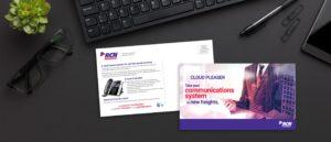 Telecom Postcard Marketing