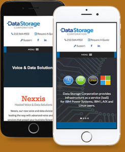 Data Storage Mobile