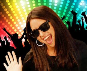 Kelly at the Disco