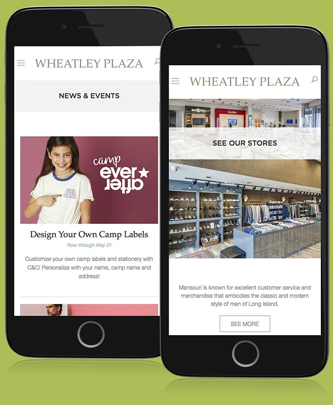 Wheatley Plaza Smartphones