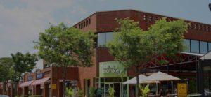 Shopping Center Website Design