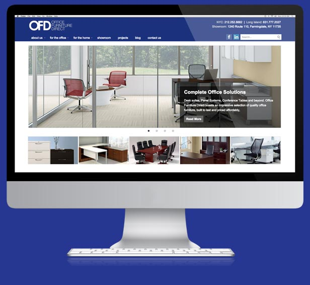 Office Furniture Direct Desktop