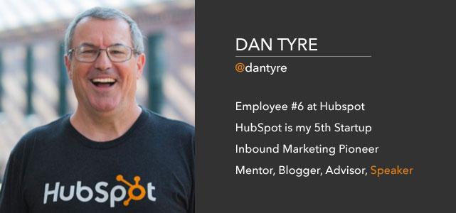 HubSpot Dan Tyre