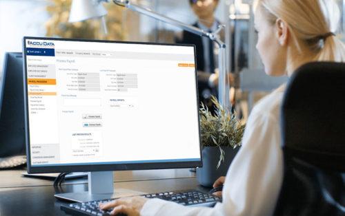 Accu Data HR Support Center
